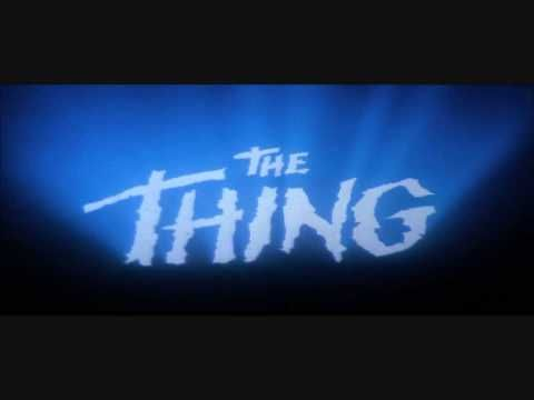 Ennio Morricone - John Carpenter's The Thing (theme)