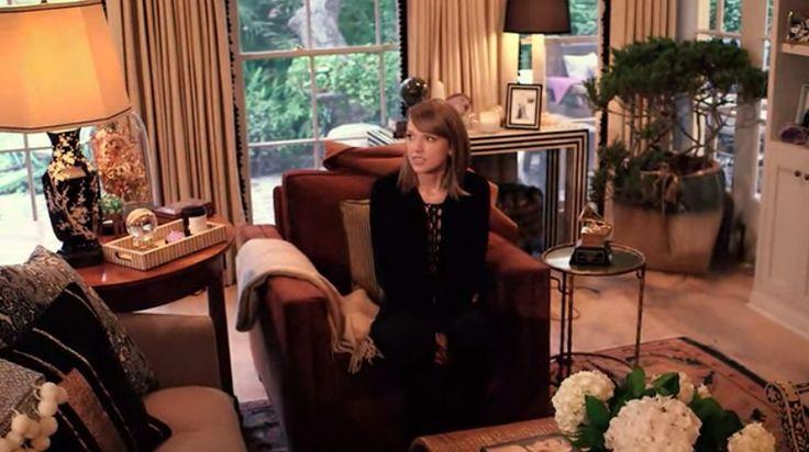 Roube a Decoração da casa da Taylor Swift! Vem ver detalhes da casa da cantora localizada em Beverly Hills.