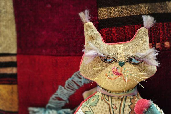 ぬいぐる猫たち : giddygirl