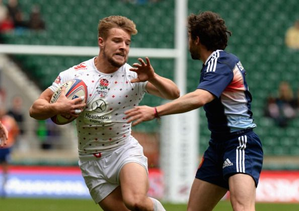 Tom Mitchell England Rugby Sevens