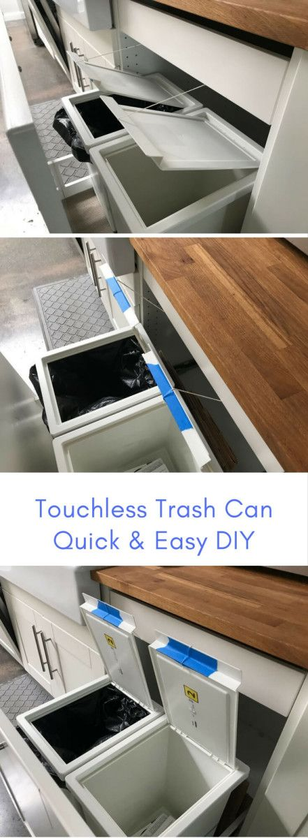 A touchless trash can with this one quick fix http://www.ikeahackers.net/2017/10/touchless-trash-can-one-quick-fix.html