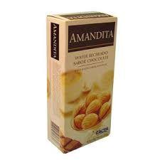 Amandita Lacta de Chocolate 200g