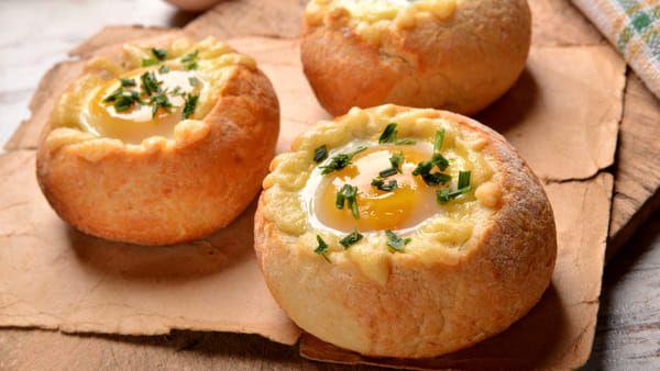 Ricetta panino con uovo, rucola e caciotta - Le ricette di CucinaToday