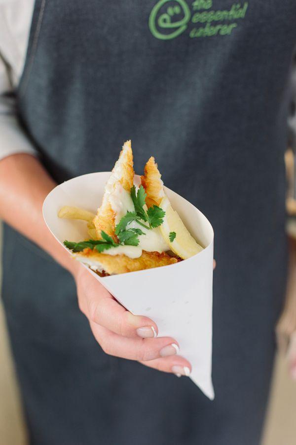Fish & Chips www.essentialcaterer.com.au
