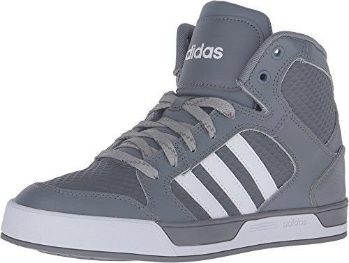 separation shoes 52fea 9dccb ... new arrivals adidas neo mens raleigh mid fashion sneaker grey white  tech grey 12 .