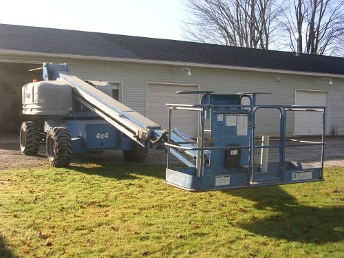 2002 Genie S65 Boom Lift for sale by owner on Heavy Equipment Registry  http://www.heavyequipmentregistry.com/heavy-equipment/12802.htm