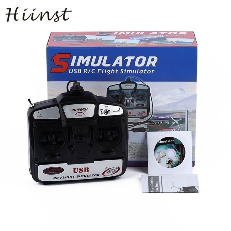 check price hiinst high quality new hot 6ch channel usb 3d rc helicopter airplane flight #helicopter #flight #simulator
