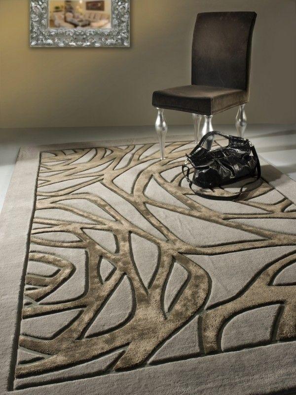 grey italian rug