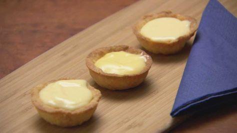 Lemon Curd Tart (lemon Curd) MasterChef Australia 2015 Bakery Challenge. Loved how this curd looked, MUST TRY IT!