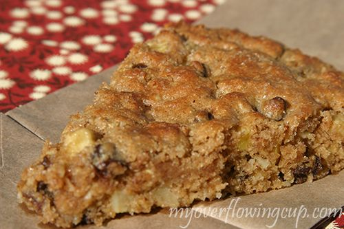 Oatmeal Apple Scones w/Coconut & Chocolate Chips: Hands down, my ...