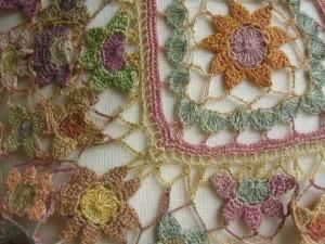Lace crochet inspiration - Sophie Digard by joann