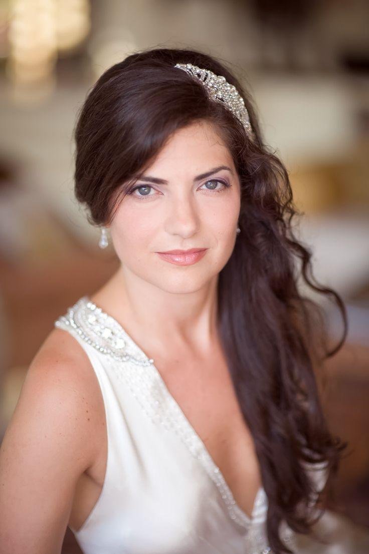 Elegant side hairstyles - Beach Chic Punta Mita Wedding At Casa Amore Elegant Hairstyleshairstyle