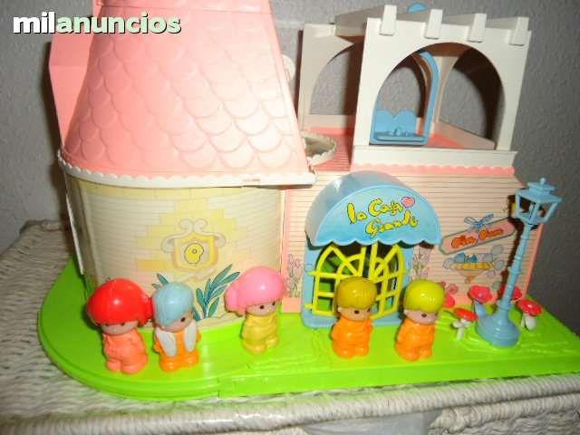 Pin Y Pon Lyra 80s toys Big House