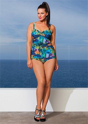 #TS14+ Suzie Swimsuit #plussize #curvy #swim
