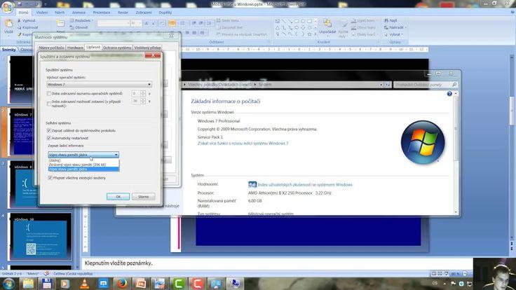 Jak se zbavit modre obrazovky