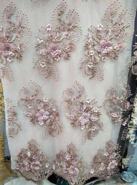 Pinterest\'teki 25\'den fazla en iyi Lace fabric fikri