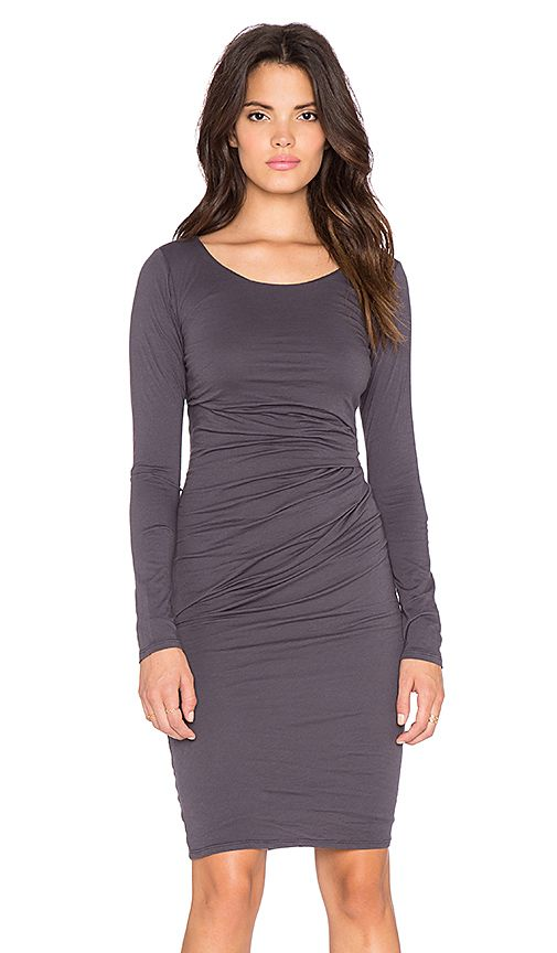 Shop for Velvet by Graham & Spencer Hilaria Gauzy Whisper Dress in Exhaust at REVOLVE. Free 2-3 day shipping and returns, 30 day price match guarantee.