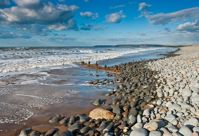 Westward Ho beach | #Devon