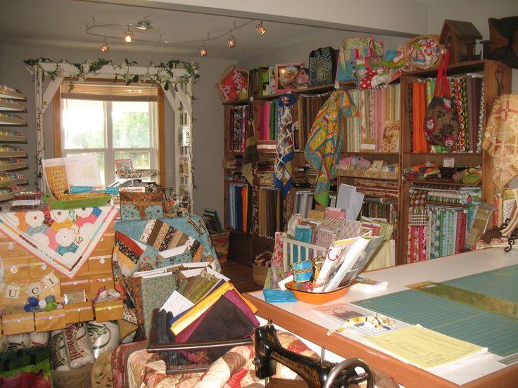 110 best QUILT Shops images on Pinterest | Quilt shops, Hawaiian ... : quilt shops ontario - Adamdwight.com