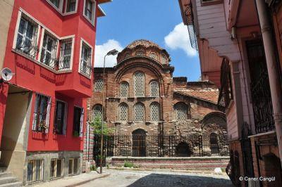 Eski İmaret Camii'nin Sokaktan Görünümü on Flickr.