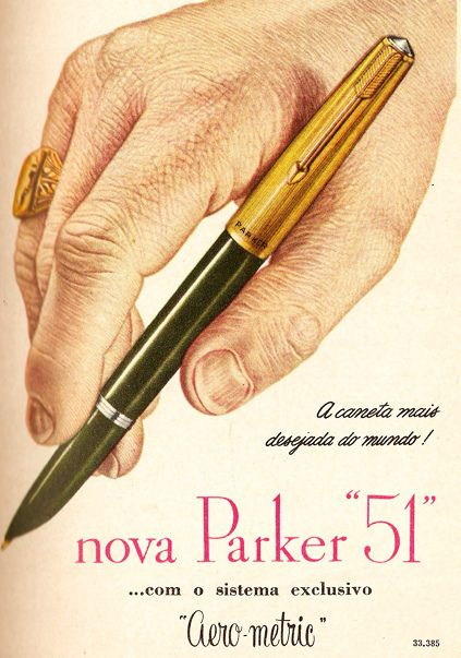 Nova Parker 51   My favourite pen