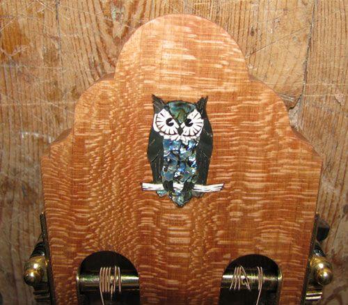 Owl Inlay