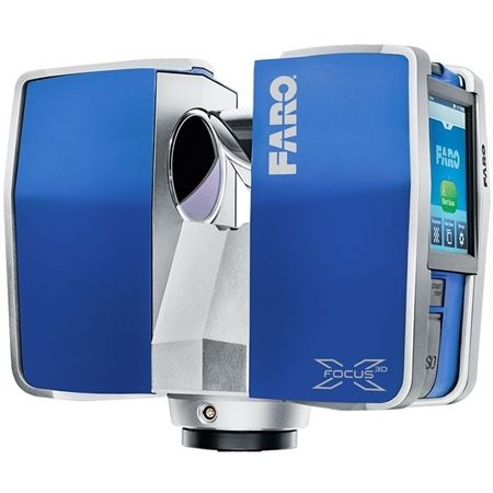 isodo3d Limited - FARO Focus 3D X330 Laser Scanner - FARO Focus 3D X330 Laser Scanner