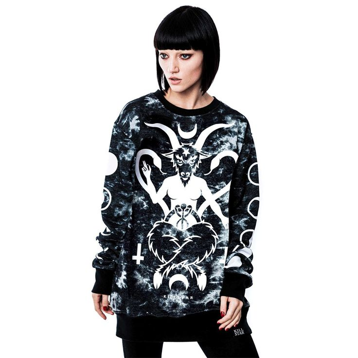 Tie Dye Idol Sweatshirt – Brutalitees