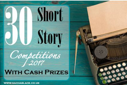 30 WRITING COMPETITIONS with Amazing Prizes