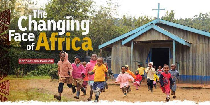 New opportunities and improvements in Africa are changing the continent for the better!: Compassion Magazine, Compass Magazines