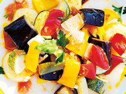 Alexandras ugnsrostade grönsaker (kock Alexandra Pascalidou)