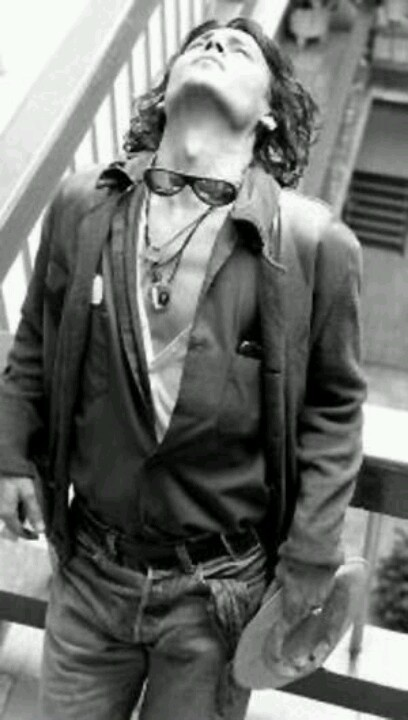 Johnny Depp - inspiration for this gypsy soul