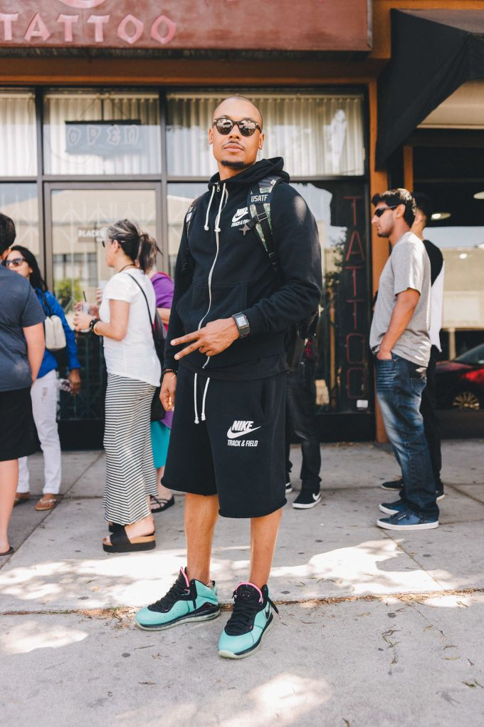 - Street Style at the OVO Pop-Up Shop in Los Angeles | Complex