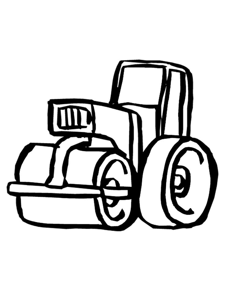 Free Printable Construction Tools Coloring Pages Dump Truck Sheets