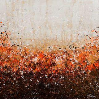 An Abstract A Day: Art Feature : Autumn Joy