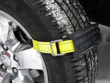 The Trac-Grabber will help you escape a snowbank » Coolest Gadgets