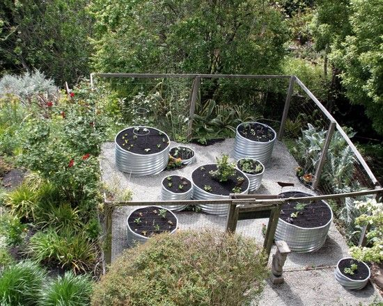 Landscape Raised Bed Vegetable Gardens Design, Pictures, Remodel, Decor and Ideas - page 6
