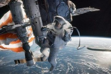 """""""Gravity"""" movie review"""