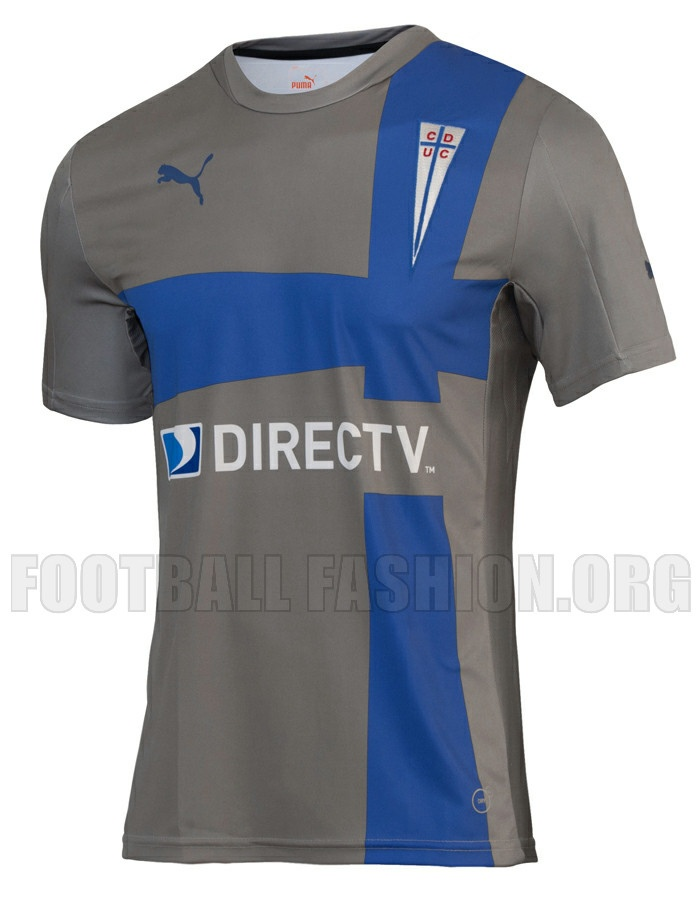 CD Universidad Católica PUMA 2012/13 Third Kit