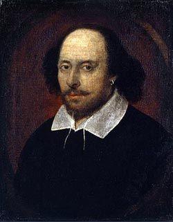 William Shakespeare bio