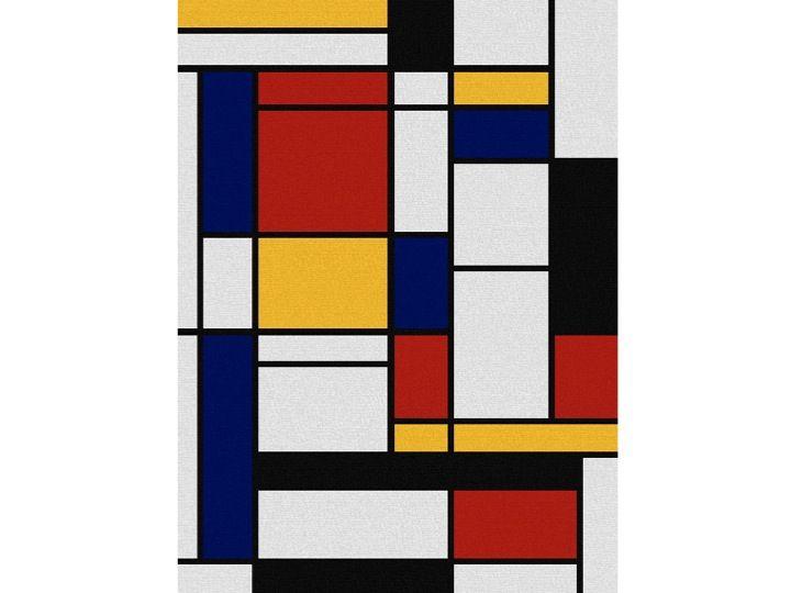 Peit Mondrian Area Rug Rugs Pinterest Mondrian And