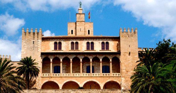 Royal Palace of La Almudaina - City of Palma