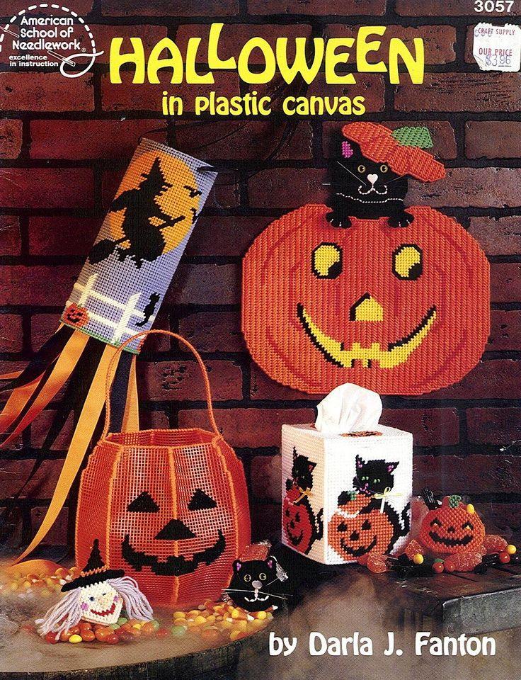 31 best Halloween bucket,etc book images on Pinterest Pumpkin - patterns for halloween decorations
