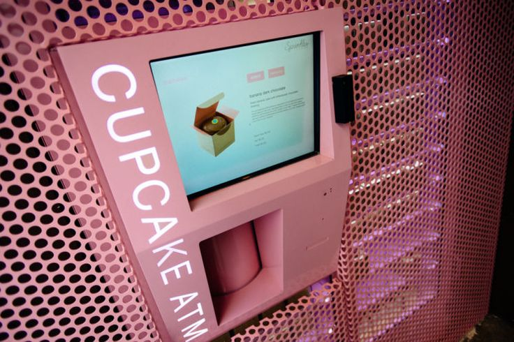 Craving a cupcake at 3 a.m.? No problem, at a Sprinkles Cupcakes ATM. Prices start at $4.25 a cupcake.
