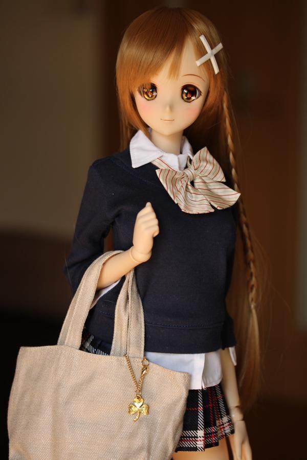 Mirai Suenaga Smart Doll by kirino_imobb