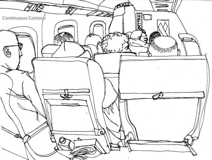 Contour Line Drawing Lesson : Best art lesson ideas contour line images on