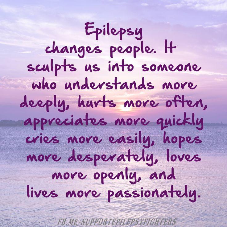 Epilepsy quote                                                       …