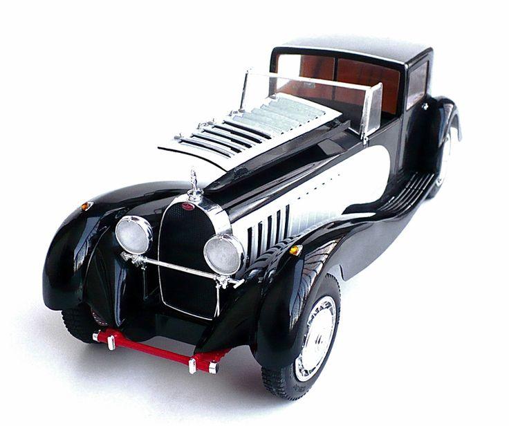 entex 1/16 scale 1931 bugatti royale type 41.111 coupe de ville