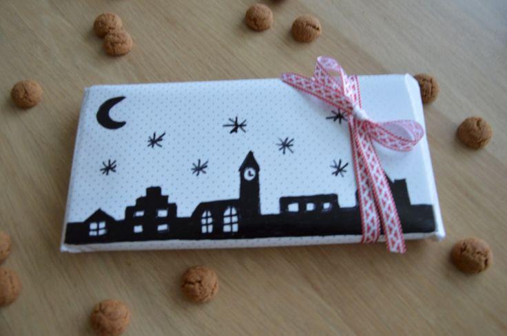 Cadeaus inpakken Sinterklaas