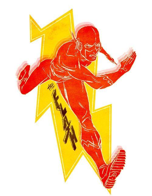 The Fastest Man Alive by Bisbal Gallart